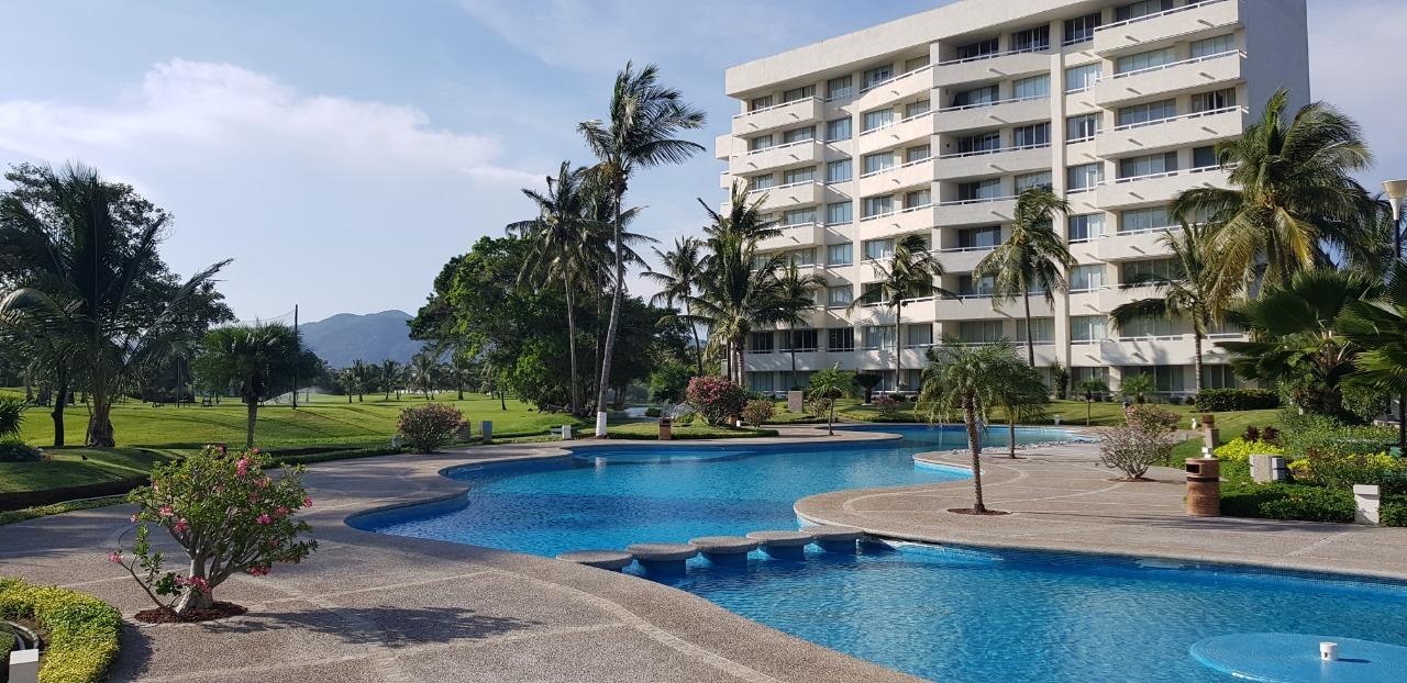 Venta de departamento en Torre Labna, Acapulco Diamante