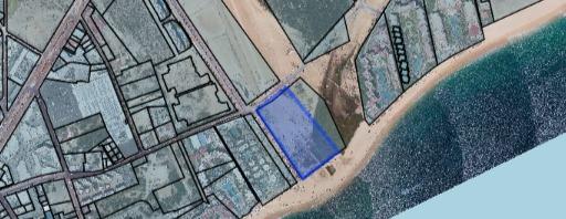 Terreno en Venta, con frente al mar en Playa El Medano, en Cabo San Lucas, Baja California Sur. CP.- 23453