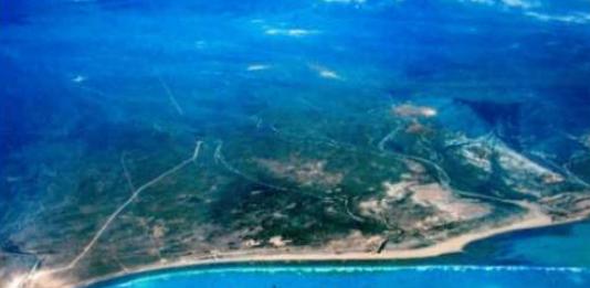 Se vete terreno de una hetárea en San Felipe de los Cabos, Baja California