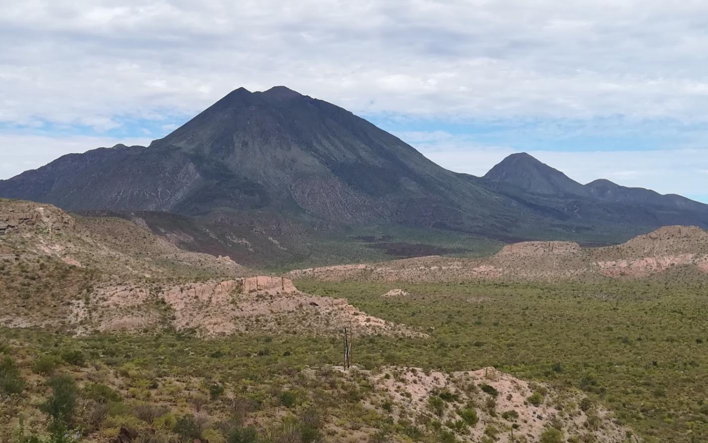 Se vende terreno en El Vizcaíno, Baja California