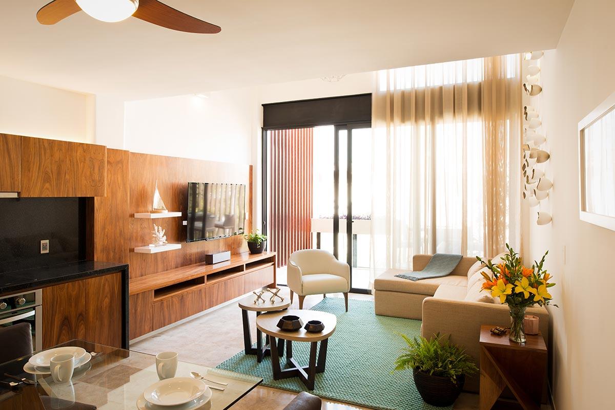 Departamento Penthouse de 3 habitaciones en venta en la Quinta Avenida