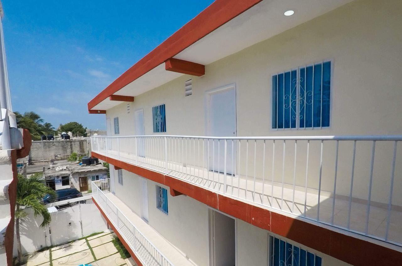 Se vende edificio de quince departamentos en Playa del Carmen