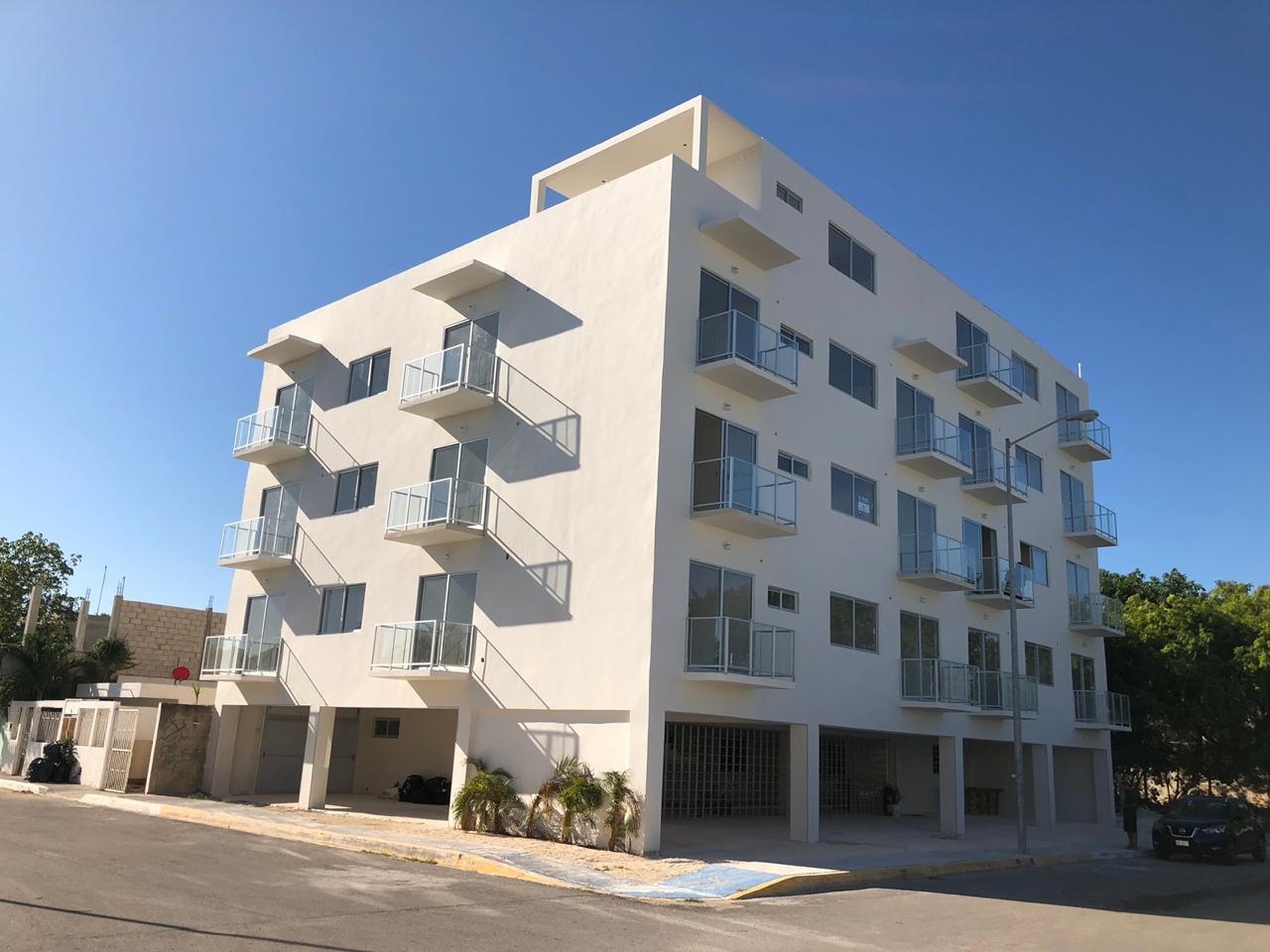 Departamento en renta en Ejido Condo, Playa del Carmen